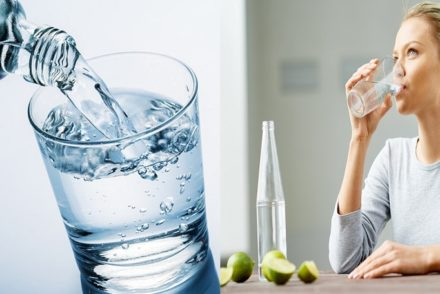 Health Benefits of Drinking Enough Water