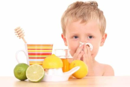 Ways to improve your child immunity