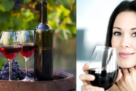 Top 5 Shocking Health Benefits of Red Wine | Why to Drink Red Wine
